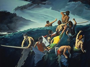 [Sandow Birk - Arte Surf]