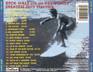 [Misirlou Dick Dale and the Del-Tones]