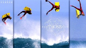 [FREE SURF SERIES // JOSH GARNER VS CHILE]