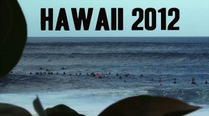 [Hawaii 2012: Chapter One-Ben Player]