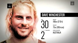 [Dave Winchester - The Contenders]